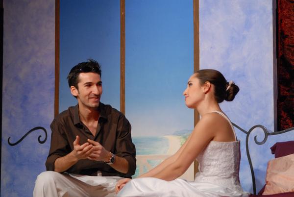 « Mariage Jours J » en 2007, théâtre Tallia